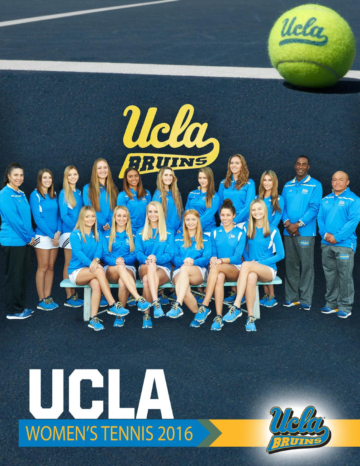 2015-16 UCLA Women's Tennis Media Guide by UCLA Athletics ...