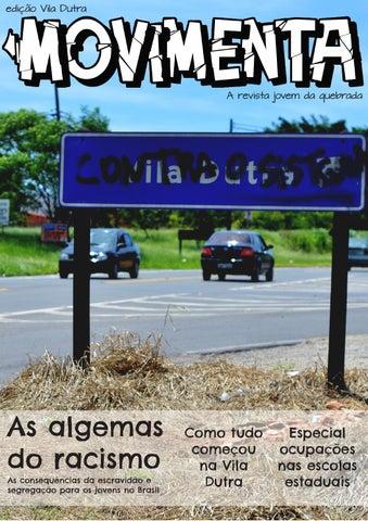 bf051eca8 Revista Movimenta - Fevereiro de 2016 - Edição Vila Dutra by Ana ...