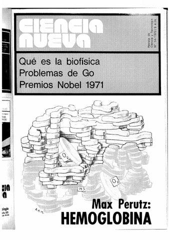 Ciencianueva14 by Ciencia Nueva - issuu