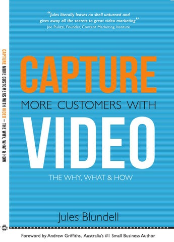 Capture more customers with video the why what and how by jules simply put if you are trying to figure out how to leverage video to help your business acquire and retain more customers this book is for you reheart Choice Image
