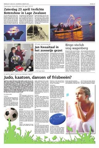 Weekblad \'t Carillon 03-03-2016 by Uitgeverij Em de Jong - issuu