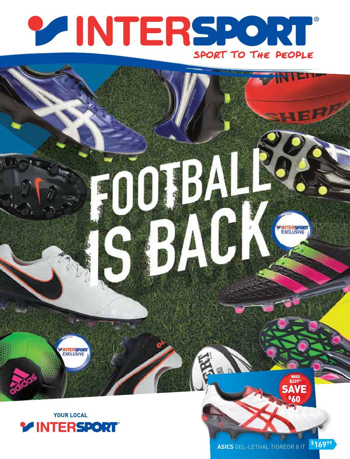 Intersport+football+catalogue