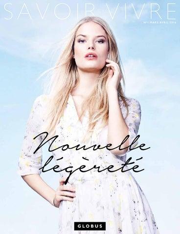 e789b044e98f Nouvelle légèreté by Magazine zum Globus - issuu