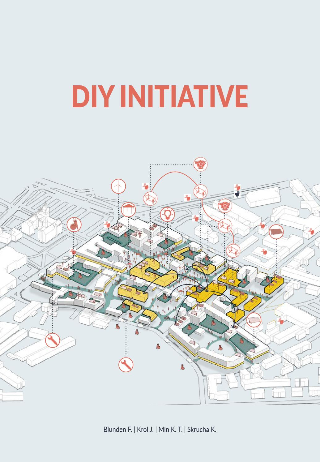 Urban Design Character Analysis : Diy initiative urban strategy december by plymouth