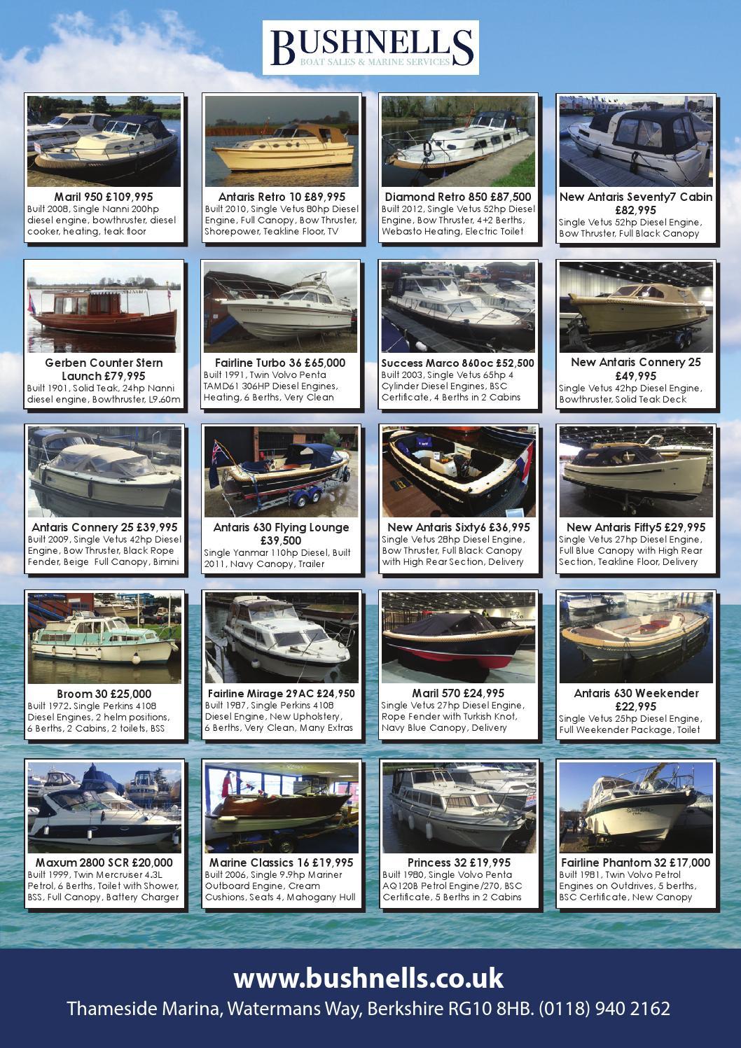 Motorboat Owner March 2016 by Digital Marine Media Ltd - issuu
