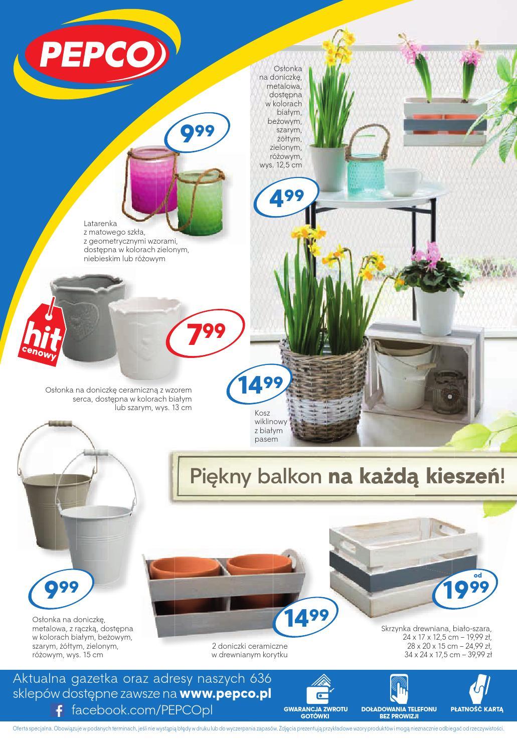 Pepco Gazetka Od 0403 Do 10032016 By Iulotkapl Issuu