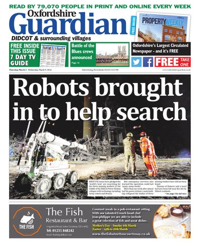53c54c0776613f 3 march 2016 oxfordshire guardian didcot by Taylor Newspapers - issuu