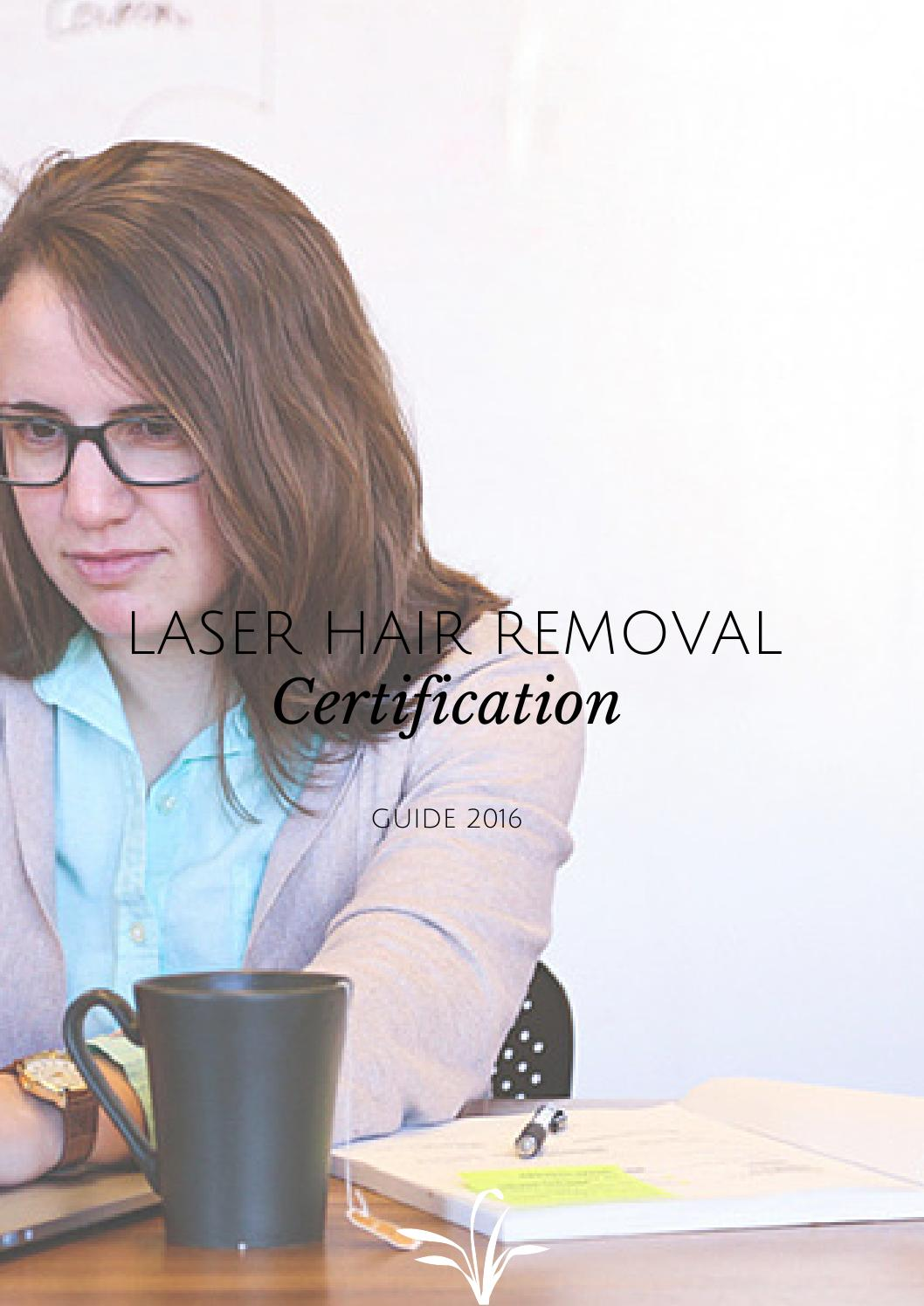 Laser hair removal certification by best hair removal ultimate issuu xflitez Choice Image