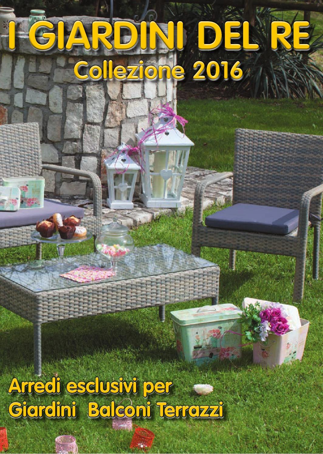 I giardini del re 2016 by spaziocolore issuu - Giardini del re ...