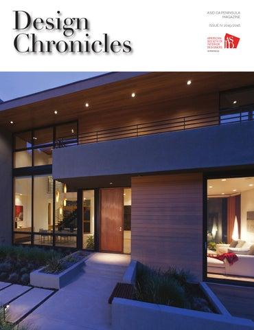 asid ca peninsula design chronicles winter 2016 by dsa publishing