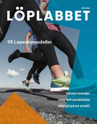 ef2f7c24 Löplabbets vårkatalog 2016 by Löplabbet AS - issuu