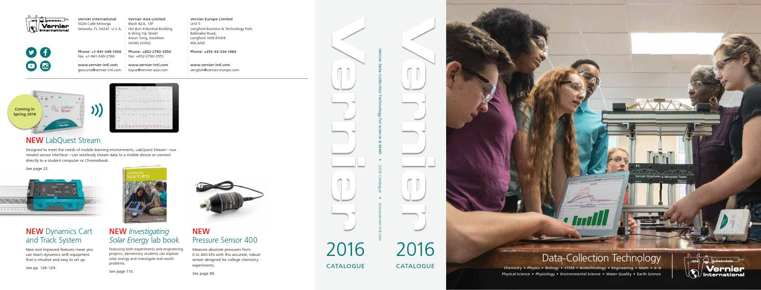 Catalogo Vernier 2016 By Districalc Soluciones Educativas Issuu Turn On A Dc Computer Fan Using Solidstate Relay Mydaq And