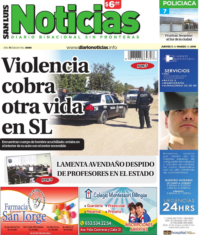 Diario Noticias. by Editora Regional de Noticias S de RL - issuu