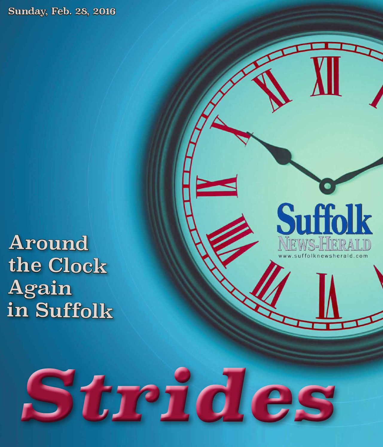 Strides 2016 by Suffolk News-Herald - issuu