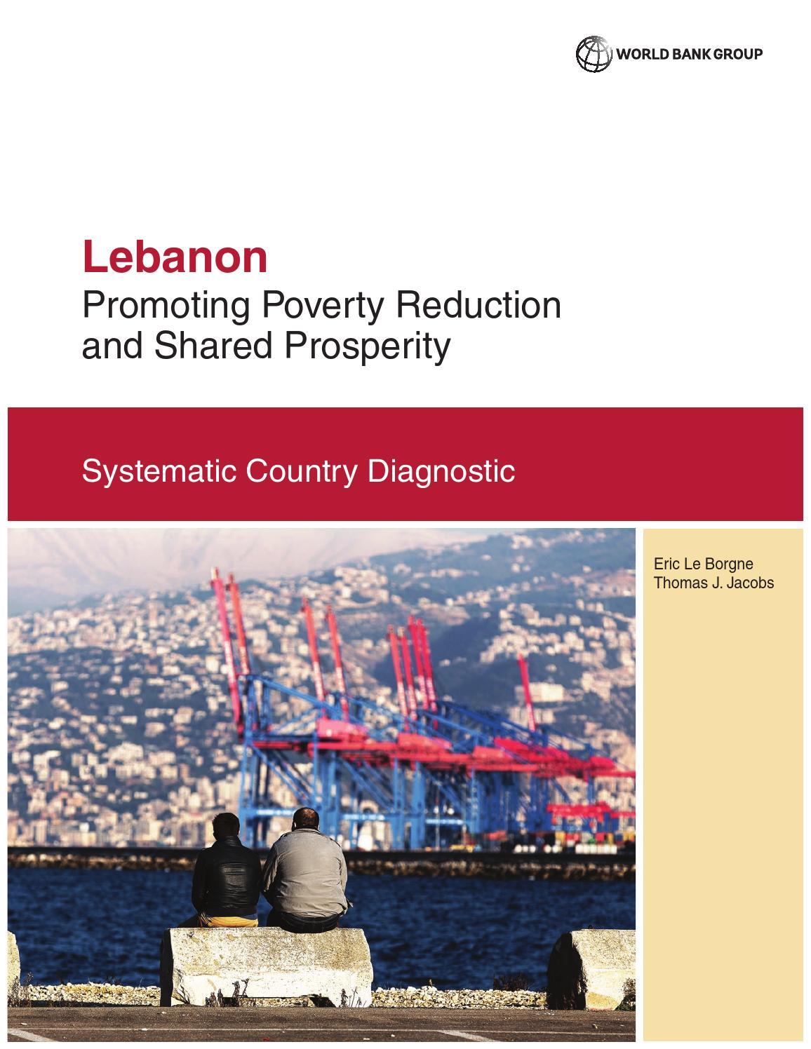 Electricite Du Liban Telephone lebanonworld bank group publications - issuu