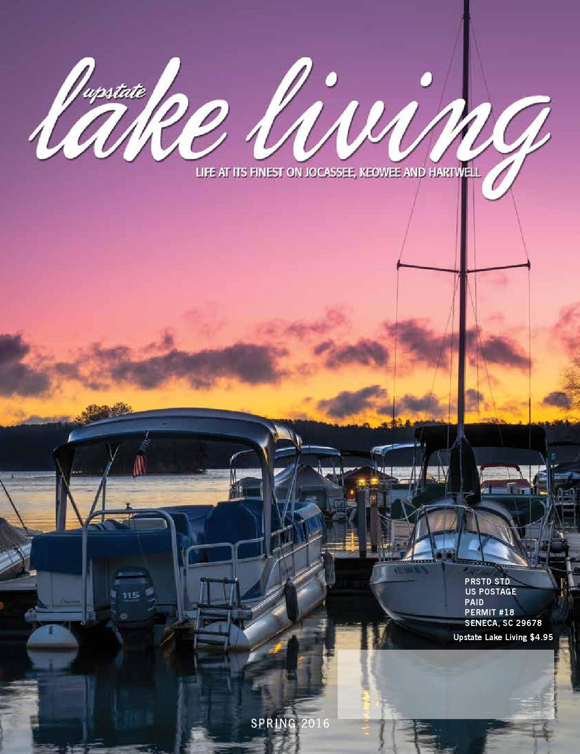 Upstate Lake Living Spring 2016 By Edwards Publications Issuu