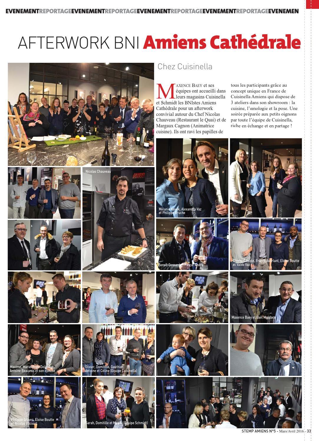 Stemp Magazine Amiens 5 By Stemp Magazine Issuu