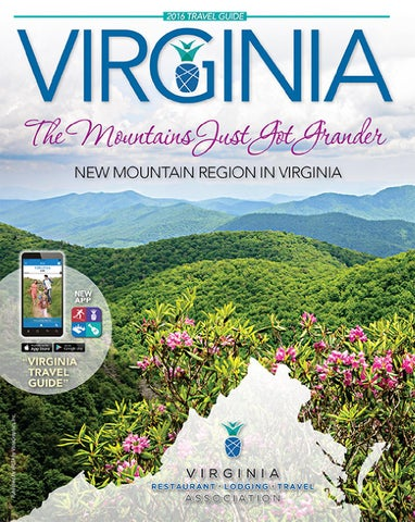 2016 Virginia Travel Guide by VistaGraphics - issuu