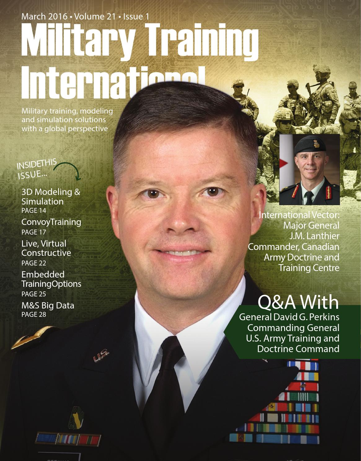 Military Training International by Jeff McKaughan - issuu