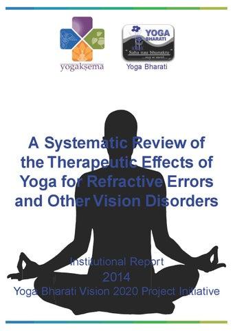 327c675530 Yoga for Kids Vision Improvement by Yoga Bharati - issuu