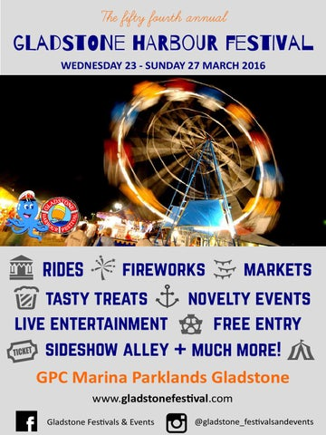 2016 gladstone harbour festival ebook by gladstone festivals and page 1 fandeluxe Gallery