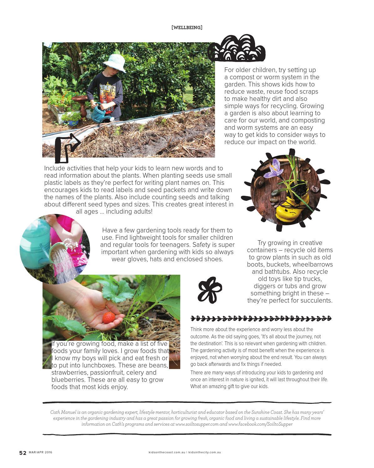 Kids on the Coast Magazine - Sunshine Coast - Issue 73