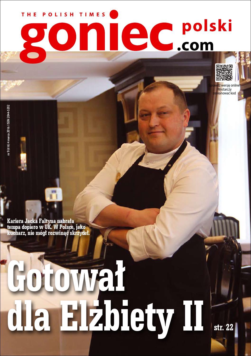 Goniec Polski Wyd 616 By Goniec Polski Issuu