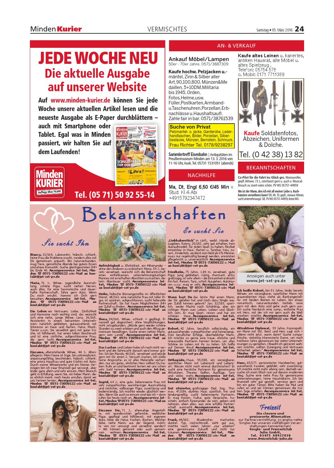 consider, that you Kontaktanzeigen Hohenlockstedt frauen und Männer comfort! reserve, neither more