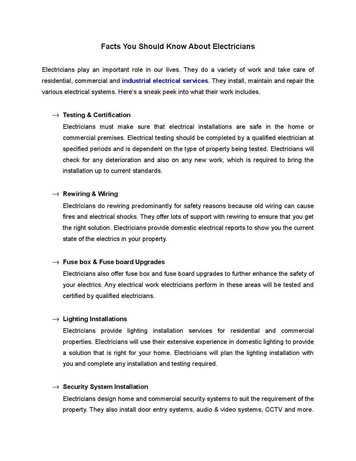 Hire An Electrician In Sydney By New Edge Group Issuu Fuse Box Safety