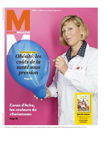 Migros magazin 10 2018 f vd vd f by Migros Genossenschafts Bund issuu 7eb685