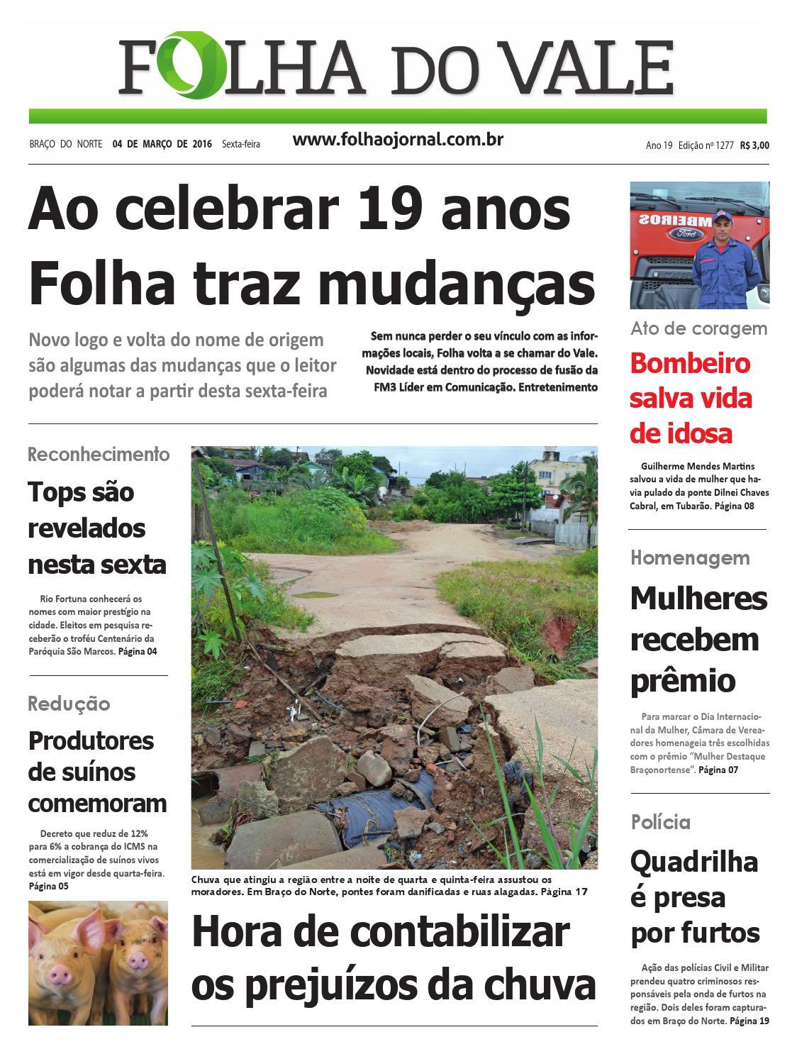 S23sa2a3s2da3s21da23s1d3asd423asd2as1d by Folha do Vale - issuu 0c31e2a4c5b4c