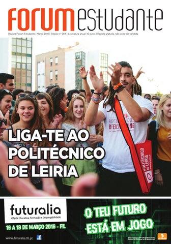 55409e5bc7ad6 284 Revista Forum Estudante - Março 2016 by Forum Estudante - issuu