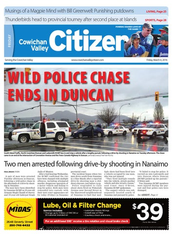 Cowichan Valley Citizen March 04 2016 By Black Press Issuu