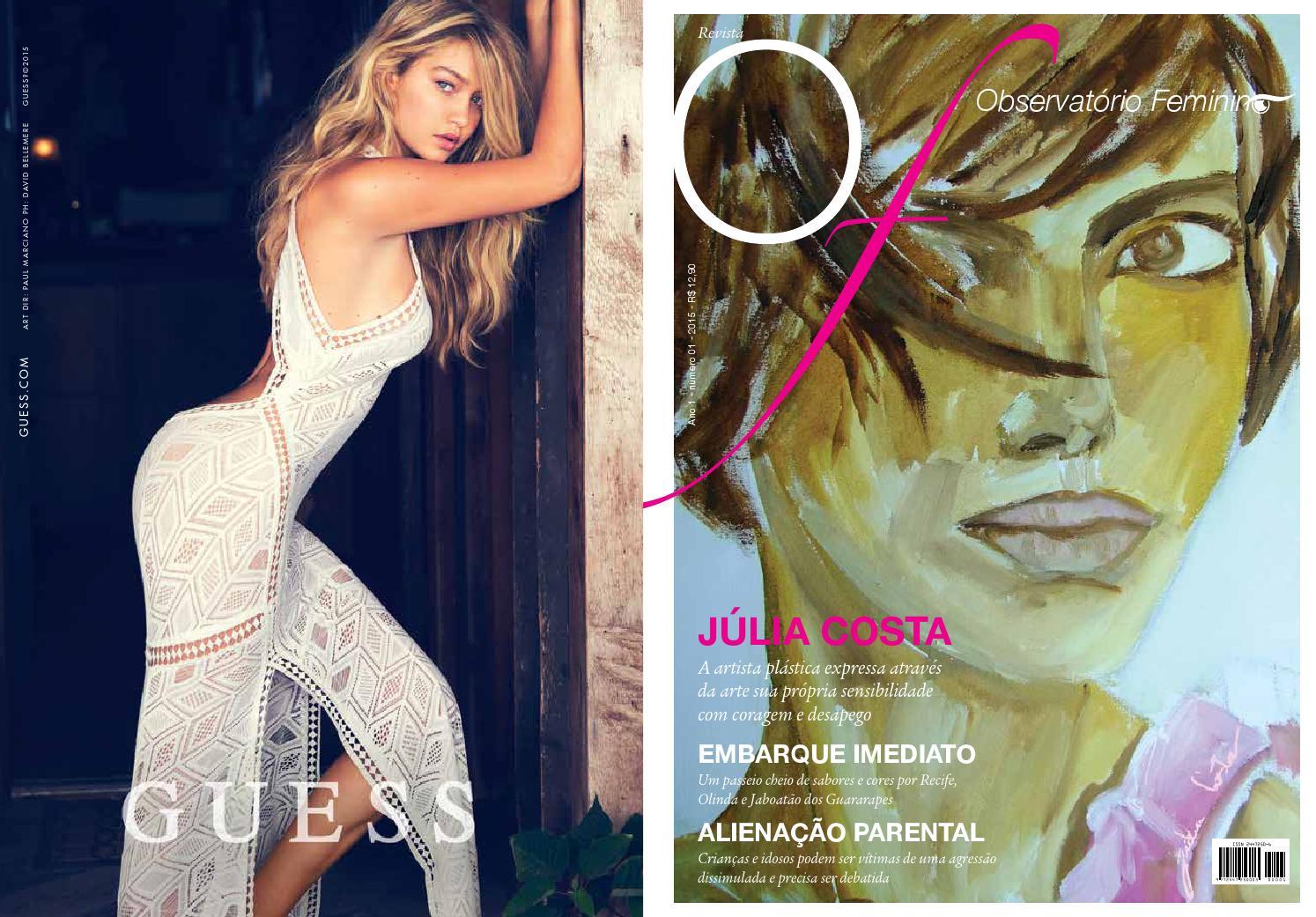 Revista OF  1 by Felipe Caroé - issuu 9cf27d7f3b2