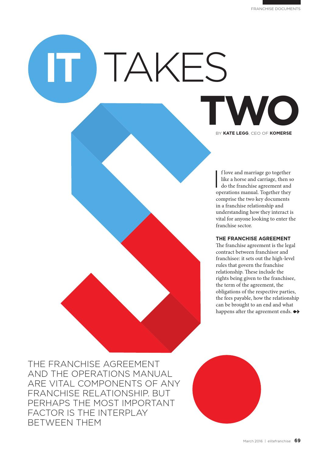 Elite Franchise Magazine March 2016 By Elite Business Magazine Issuu
