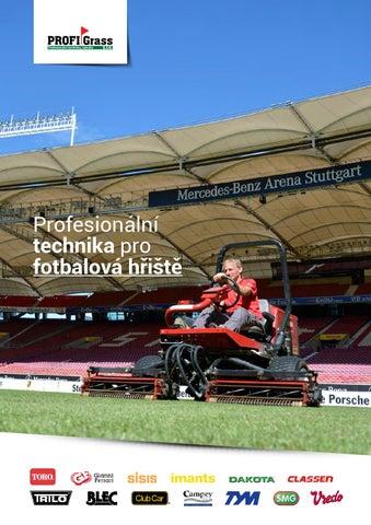 42e46c5fde Technika pro fotbalová hřiště by Profigrass s.r.o. - issuu