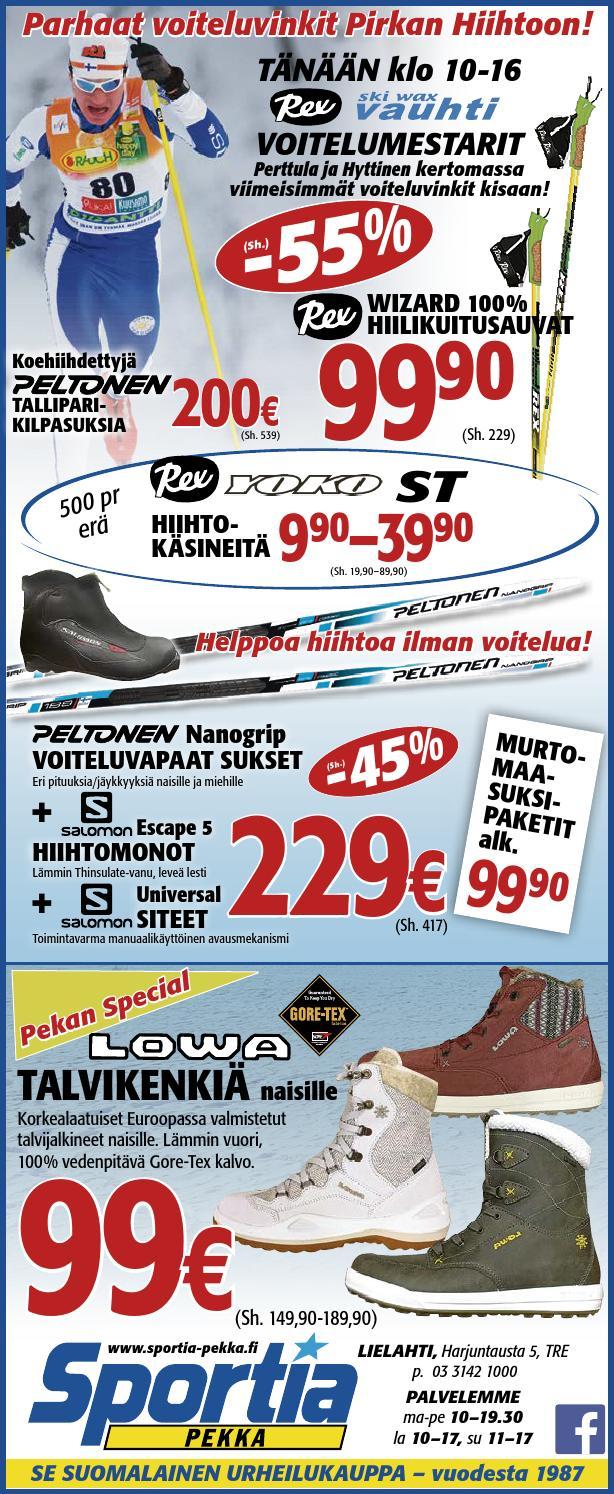 Spekka al0503 v4 by Sportia-Pekka Sportia-Pekka - Issuu
