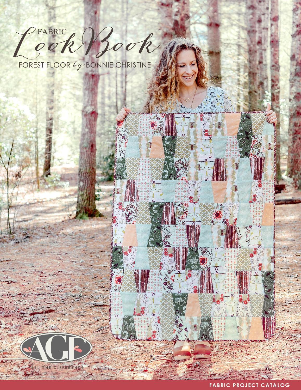 Forest Floor ~ Daybreak Herbage  37703 ~ Bonnie Christine ~ Art Gallery Fabrics ~ 100/% Cotton ~ By the Yard ~ Fat Quarters ~ 12 Yard Cuts