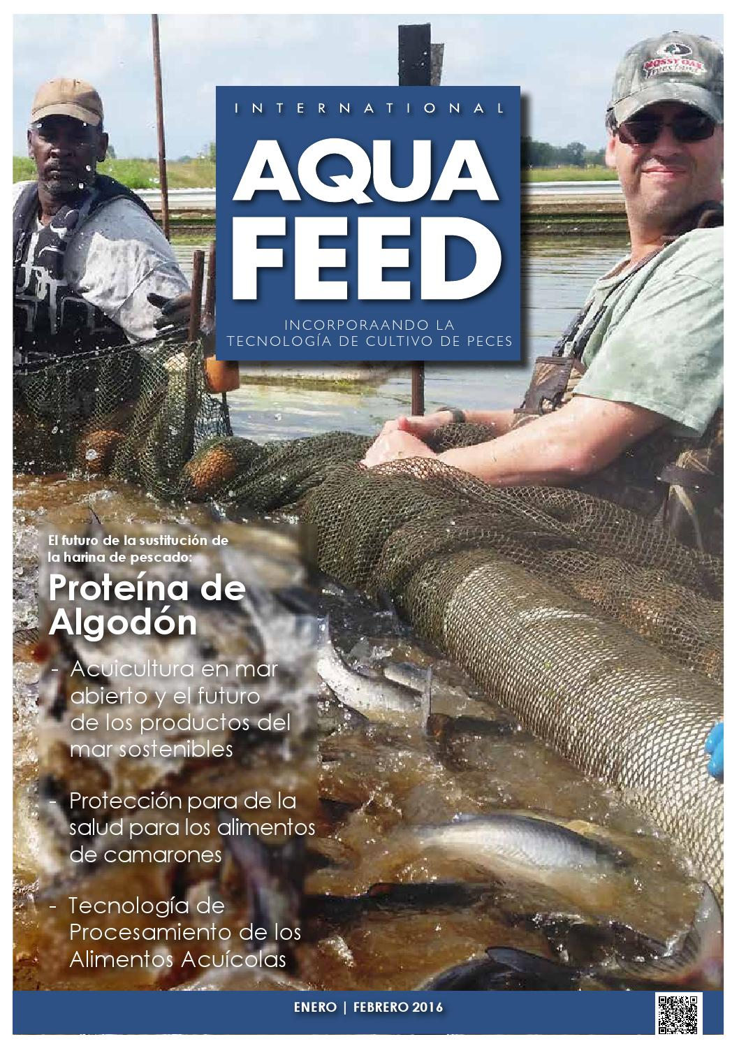 ENERO | FEBRERO 2016 - International Aquafeed - Spanish language ...