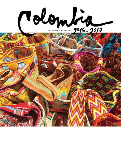 ab27be2c Colombian journeys brochure 2016 2017 by colombian - issuu