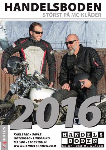 e597f08c040 Handelsbodenkatalogen 2016 by Handelsboden Skinn- och MC-kläder - issuu