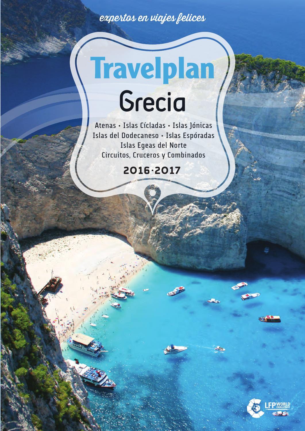 Circuito Grecia : Travelplan grecia 2016 2017 by globalia issuu