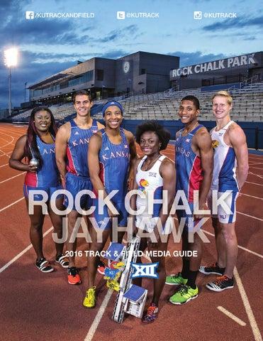 9e9547c7e 2016 Kansas Track   Field Media Guide by Kansas Jayhawks - issuu