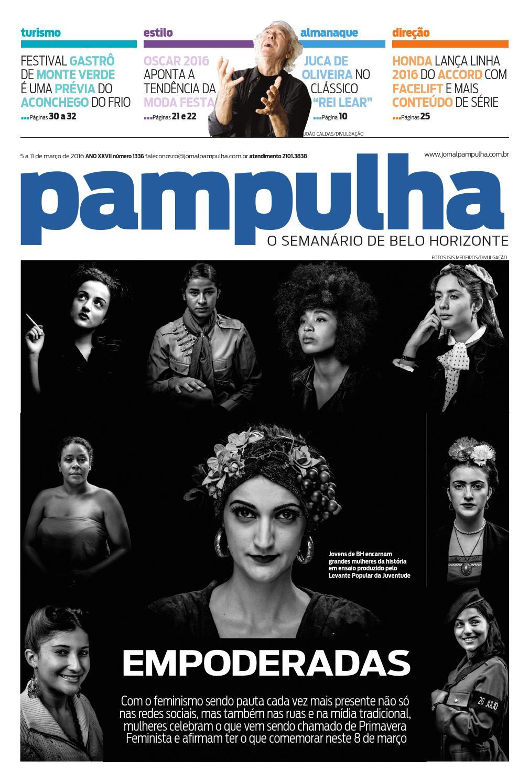 0498f168f7504 Pampulha - Sáb, 05 03 2016 by Tecnologia Sempre Editora - issuu