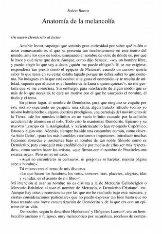 02 anatomia de la melancolia 1 by Alma villagrán - issuu