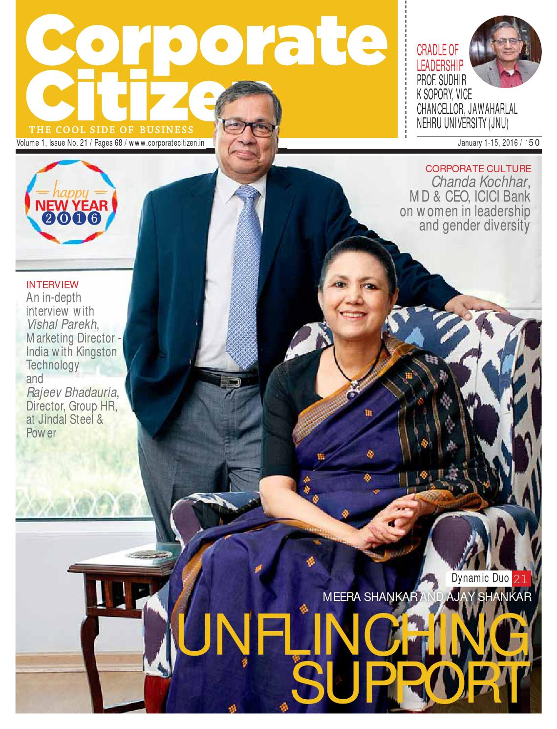 21st Issue All Pages For Website By Corporate Citizen Issuu