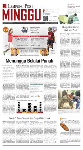 Lampung Post Minggu 6 Maret 2016 By Lampung Post Issuu