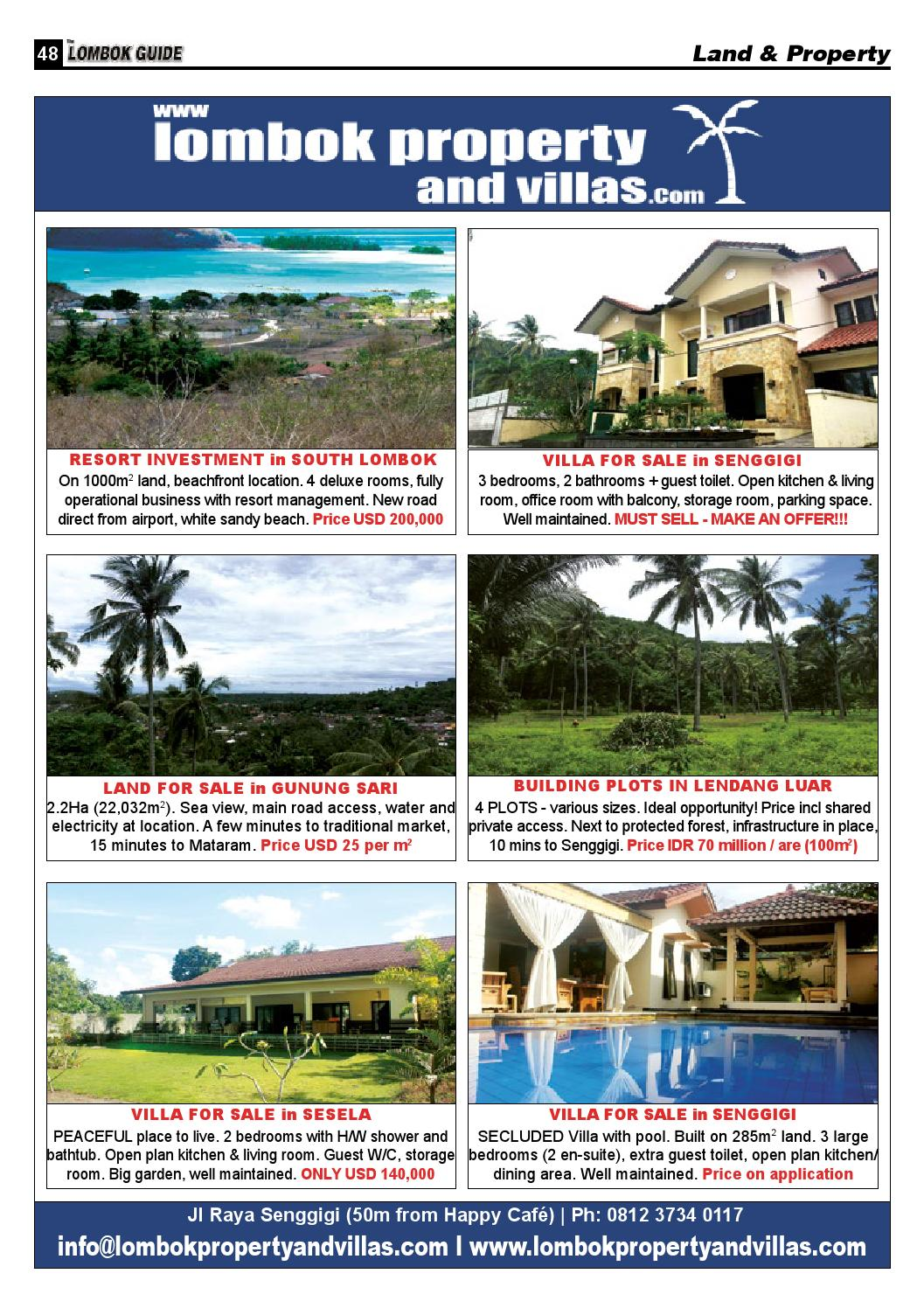The Lombok Guide Issue 214 By