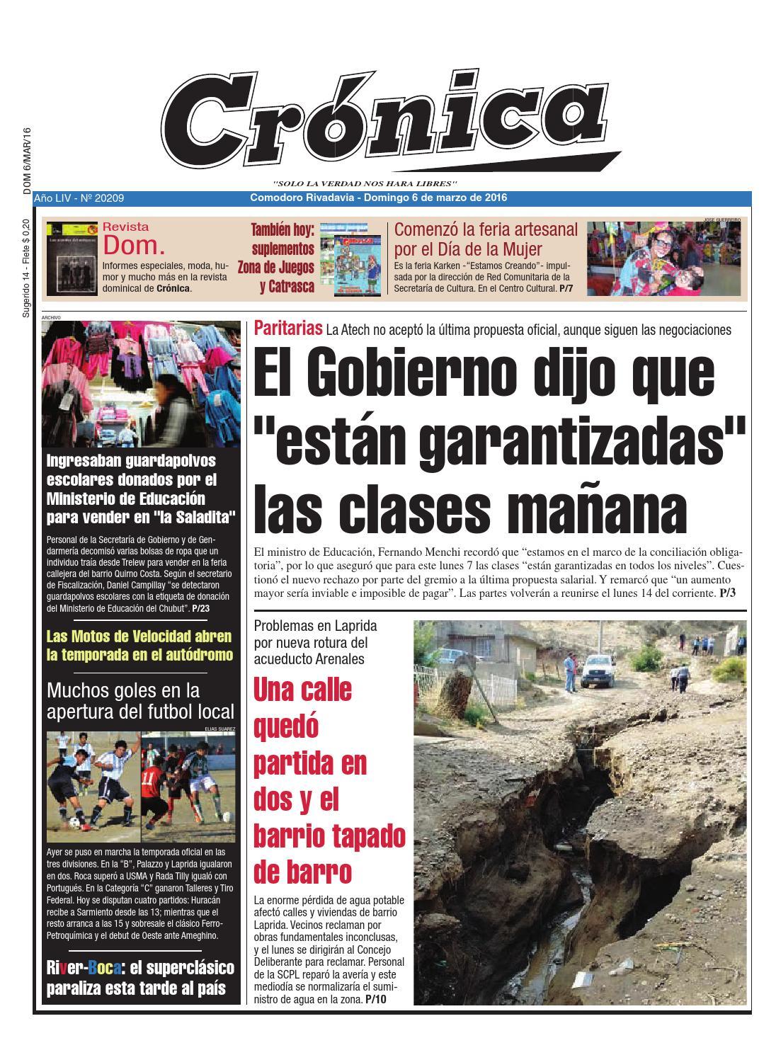 d1799d9b5986f 1161212303c20910bc33e19f7008e04f by Diario Crónica - issuu
