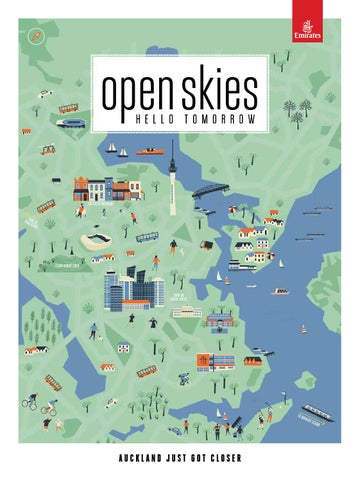 Open Skies | March 2016 by Motivate Publishing - issuu
